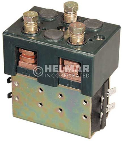 CTR-24-230 24 Volt 180 Amp Contactor, Double Pole - Double Throw - Intermittent Coil