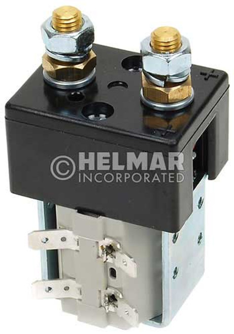 CTR-24-289 24 Volt 80 Amp Contactor, Single Pole - Single Throw - Intermittent Coil