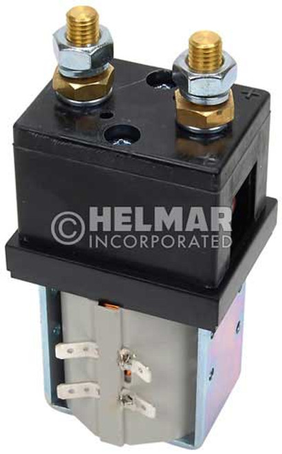 CTR-48-400 48 Volt 180 Amp Contactor, Single Pole - Single Throw - Intermittent Coil - Blow Outs
