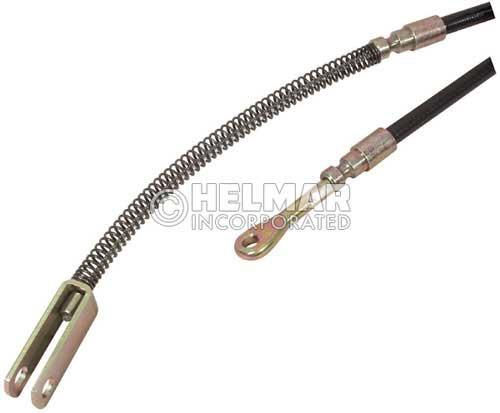 """5042282-27 Yale Emergency Brake Cable 57"""" Length"""