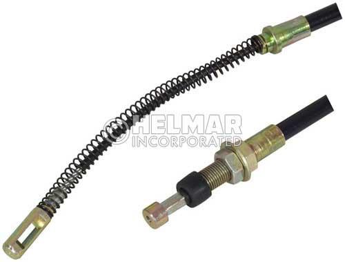 """9164274-04 Yale Emergency Brake Cable 71 1/2"""" Length"""