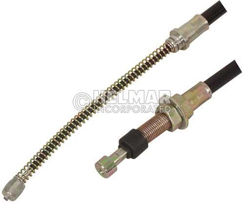 """9116444-05 Yale Emergency Brake Cable 90 1/2"""" Length"""