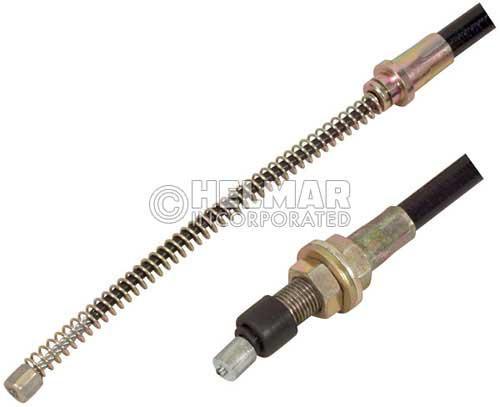"""9328674-02 Yale Emergency Brake Cable 86 1/4"""" Length"""