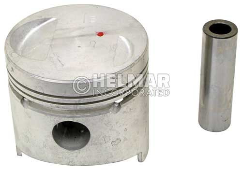 911150 Engine Components for Clark 4G32, 1.00mm Piston and Pin Set
