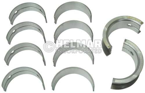 3768027 Engine Components for Clark 4G32, .25mm Main Bearing Set