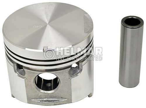 3779976 Engine Components for Clark 4G52, 1.00mm Piston and Pin Set