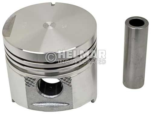 3779974 Engine Components for Clark 4G52, .50mm Piston and Pin Set