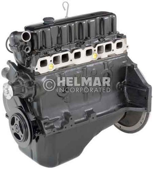 85890-GM Brand New Vortec 3000 Industrial Engine, GM 3.0L