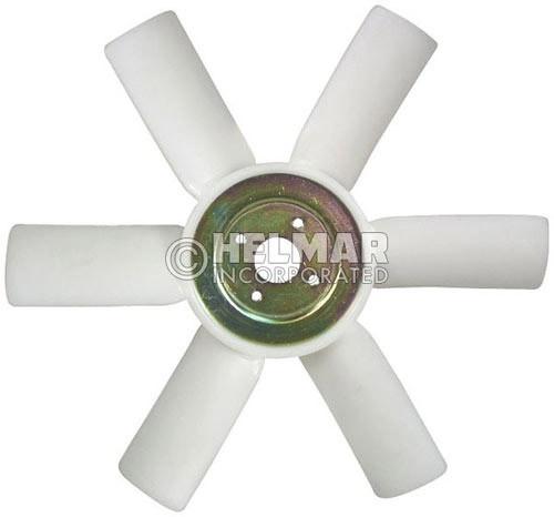 21060-48210 Fits Nissan/Komatsu/Kalmar AC Fan Blade for A15, J15 & H20 Engines