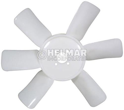 600-613-0440 Komatsu Fan Blade for 4D95L-1 Engines