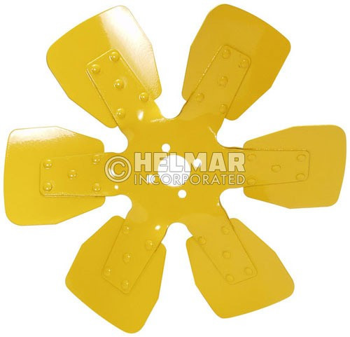 7C0642 Mitsi/Cat Fan Blade for Hercules Engines