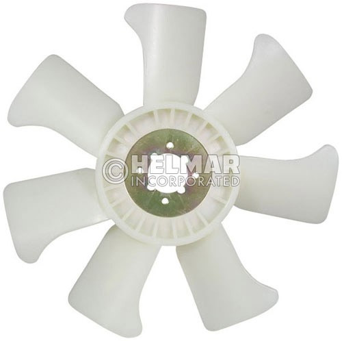 91801-12501 Mitsi/Cat Fan Blade for S6E, S6S, 6G72 & GM Engines