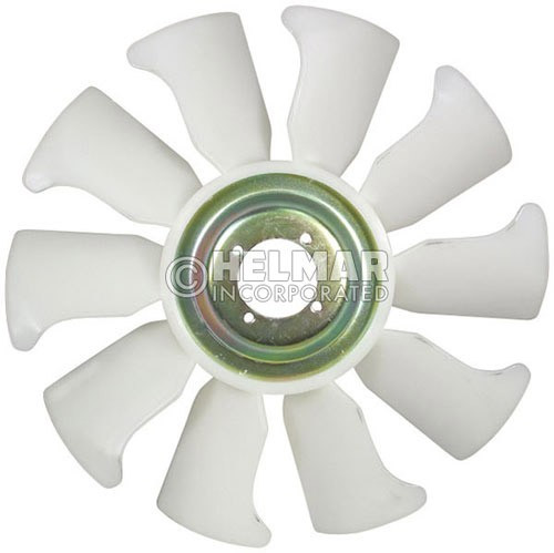 91301-00200 Mitsi/Cat Fan Blade for 4G63 & 4G64 Engines