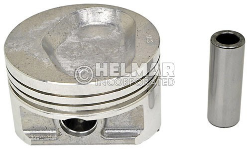 91H20-00670 Engine Component for Mitsubishi K21, Standard Piston and Pin Set