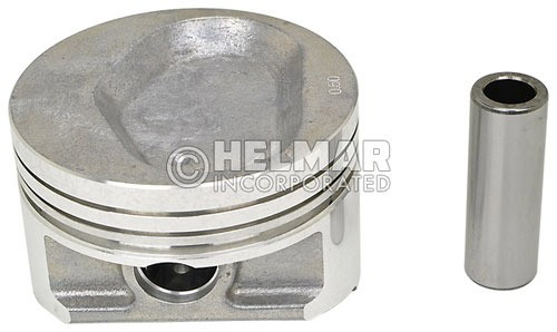 91H20-00730 Engine Component for Mitsubishi K21, .50mm Piston and Pin Set
