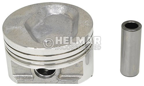 91H20-00730-75 Engine Component for Mitsubishi K21, .75mm Piston and Pin Set