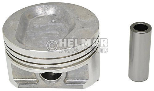91H20-00740 Engine Component for Mitsubishi K21, 1.00mm Piston and Pin Set