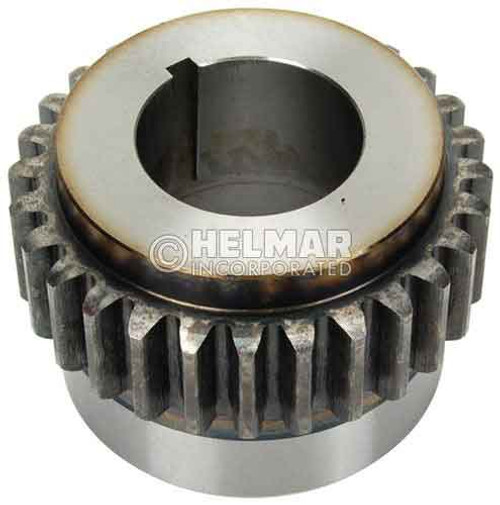 12351-L1102 Engine Component for Nissan H20, P.T.O. Sprocket