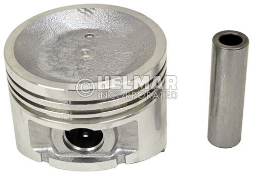12010-60K70 Engine Component for Nissan H25, .50mm Piston and Pin Set