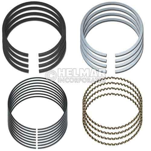 12034-60K00 Engine Component for Nissan H25, .25mm Ring Set