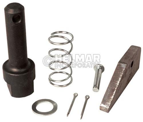 "FPK-4726 Class IV Fork Pin Kit 1/2"" A, 2 9/16"" B, 5/8"" C"