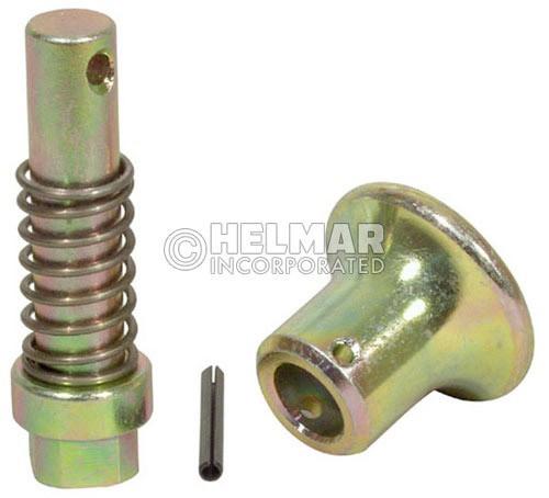 "FPK-4730 Class II Fork Pin Kit 9/16"" A, 2 1/2"" B, 11/16"" C, 1/2"" D"