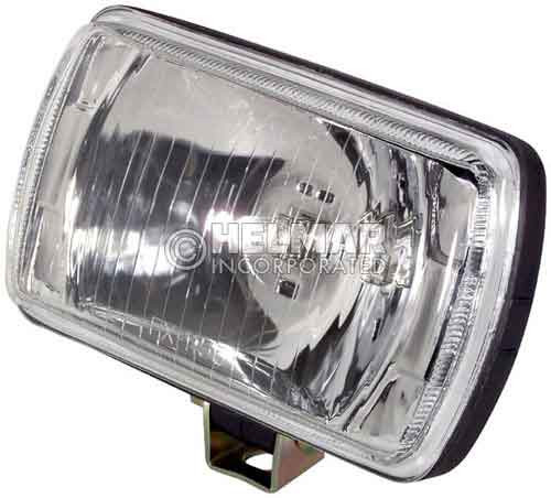 610 Universal Head 12-Volt Halogen Lamp
