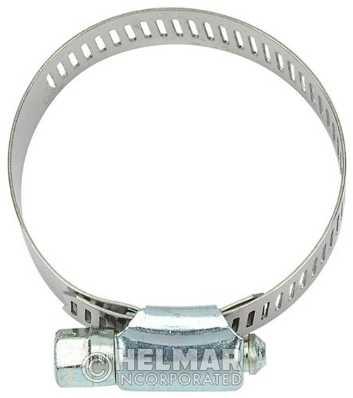 """CL-5224 Hose Clamps 1"""" to 2"""" Diameters SAE Size No. 24"""