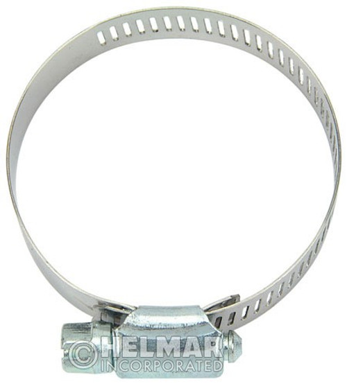 """CL-5228 Hose Clamps 1-5/16"""" to 2-1/4"""" Diameters SAE Size No. 28"""