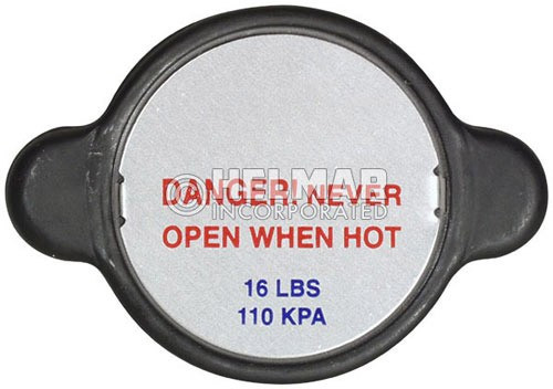 1352140 Hyster Radiator Caps Style A, 15 lbs.