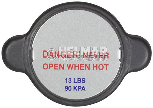 2022397 Hyster Radiator Caps Style A, 13 lbs.
