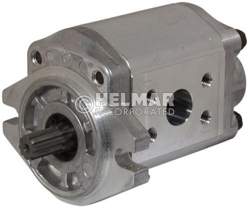 3EB-60-A5110 Type HP-124 Komatsu Hydraulic Pump