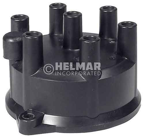 22162-52H20 Komatsu Distributor Cap for TB42 and 6Cyl Engines, Type DC-09