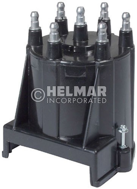 9000052-61 Yale Distributor Cap for GM 6Cyl Engines, Type DC-02