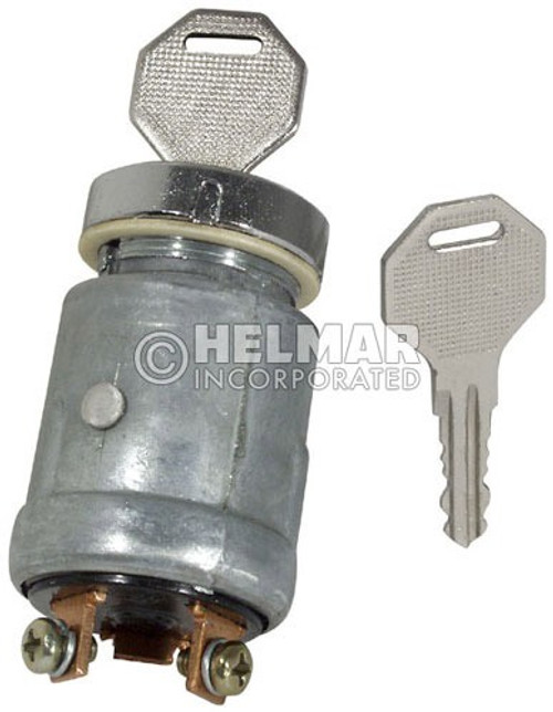 3BA-55-13251 Komatsu/Kalmar AC Electric Trucks Ignition Key Switch