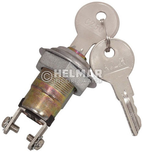 20151-00 Prime Mover Ignition Key Switch