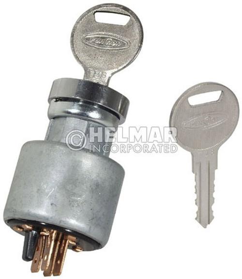 9133054-00 Yale Ignition Key Switch