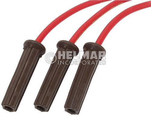 5800167-89 Yale Ignition Wire Sets for GM 4.3L Vortex 6 Cylinder Right Side