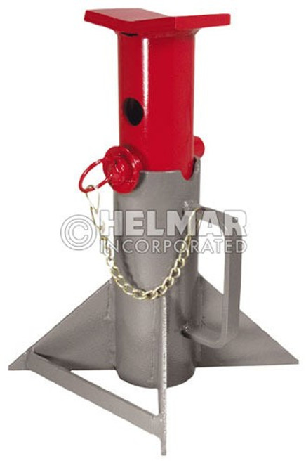 9 Ton Liftruck Support Stand, Heavy Duty