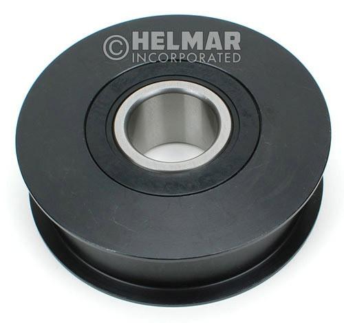 329488 Clark Chain Sheave 44.95mm Wide, 155.40mm Outer Diameter, 44.03mm Inner Diameter