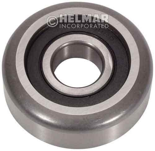 746623 Clark Mast Roller Bearing 25.35mm Wide, 76.17mm Outer Diameter, 24.72mm Inner Diameter