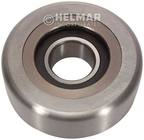 1343003 Hyster Mast Roller Bearing 42.99mm Wide, 128.04mm Outer Diameter, 34.86mm Inner Diameter