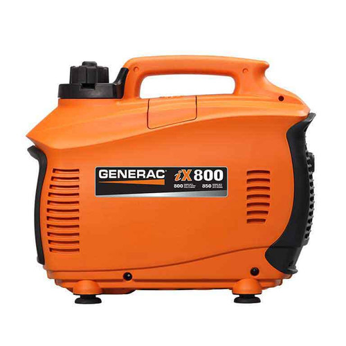 iX Series 800 Watt Digital Inverter Generator - cETL Certified