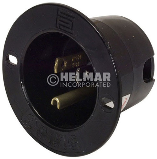 120127 Crown Flanged Inlet