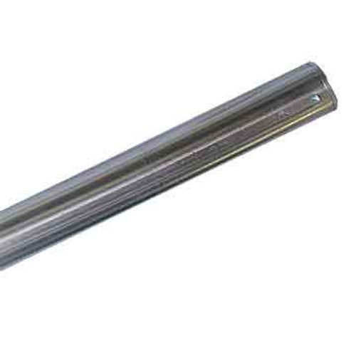 """1-1/4"""" Hollow 38"""" Chrome-Moly, Steel Axle, Snap Ring, .190 Wall"""