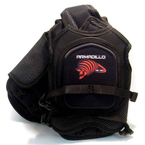 Team Valhala Armadillo Rib Vest - Junior II (SFI)