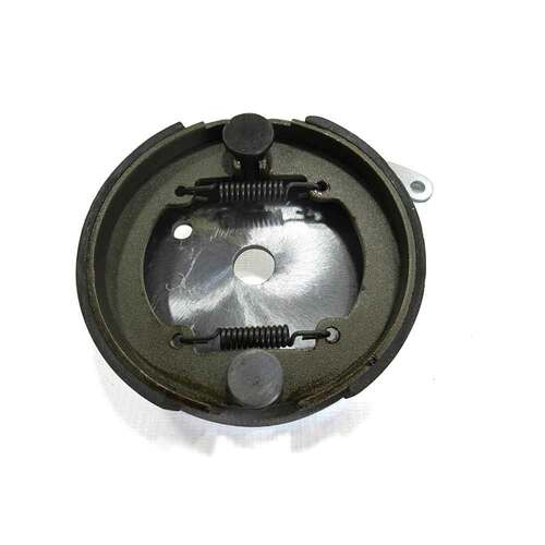 "4-1/2"" Brake Assembly w/ Aluminum Backing Plate, 5/8"" Bore"