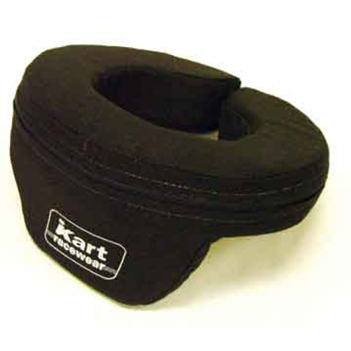 Kart Racewear Adult Wedge Helmet Support Black
