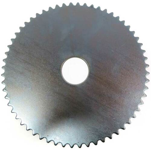 60 Tooth Steel Sprocket - #35 Chain - Blank