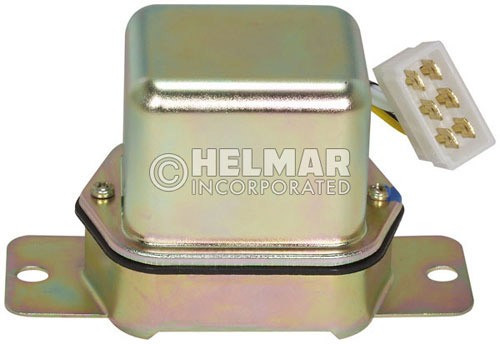 23500-L2910G Fits Nissan Voltage Regulator Type A